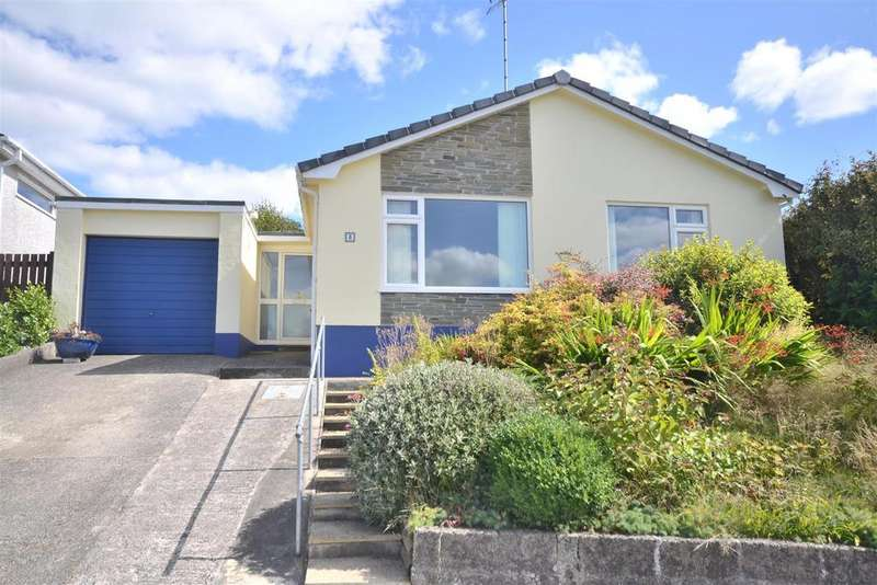 3 Bedrooms Detached Bungalow for sale in Roselidden Parc, Helston