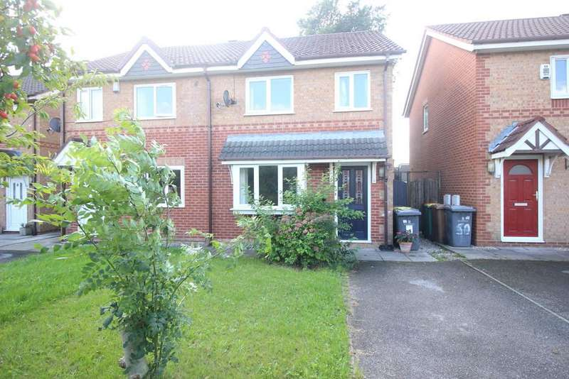 3 Bedrooms Semi Detached House for sale in St Margarets Close, Ingol