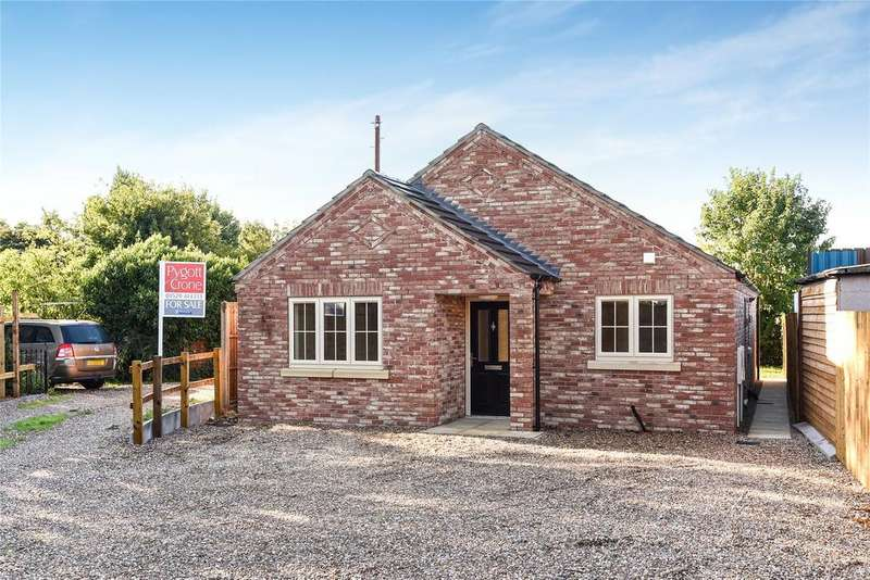 3 Bedrooms Detached Bungalow for sale in Church Lane, Great Hale, NG34