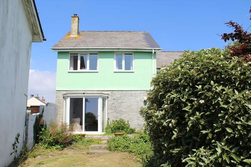 3 Bedrooms Semi-detached Villa House for sale in Bosorne Close, St Just TR19