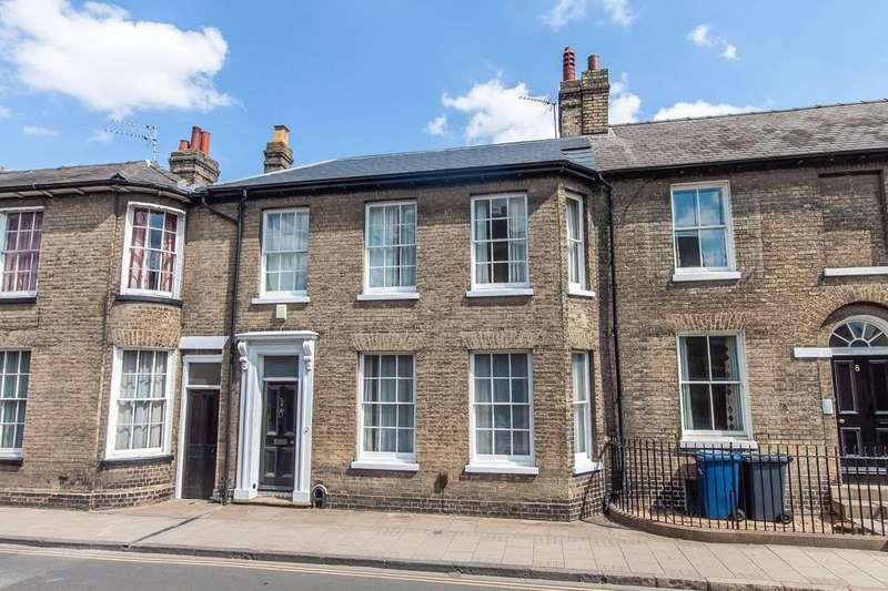 4 Bedrooms Terraced House for sale in Parker Street, Cambridge