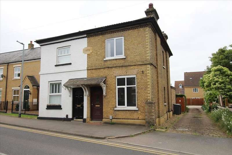 2 Bedrooms Semi Detached House for sale in Drove Road, Biggleswade, SG18