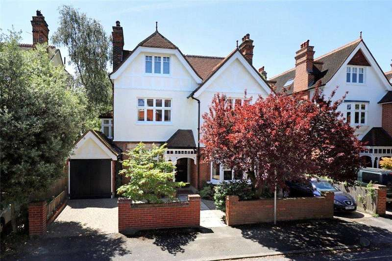6 Bedrooms Detached House for sale in Ridgway Gardens, Wimbledon Village, SW19