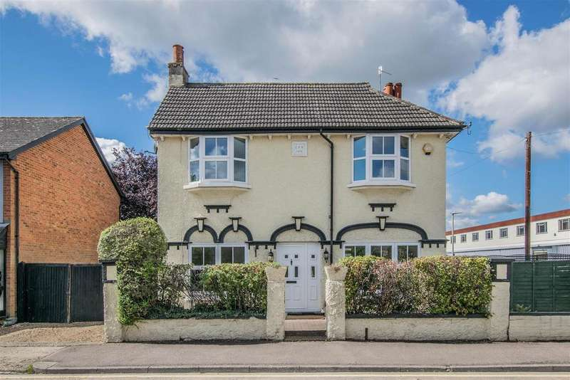 3 Bedrooms Detached House for sale in Fairfax Road, Hertford
