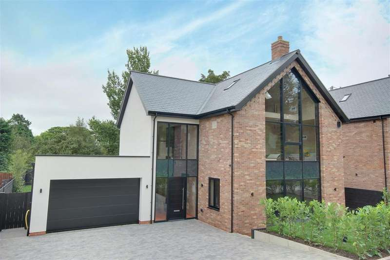 4 Bedrooms Detached House for sale in Parklands Mews, Southfield, Hessle