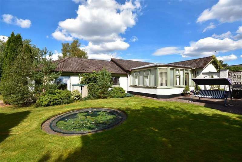 4 Bedrooms Detached Bungalow for sale in Cromdale