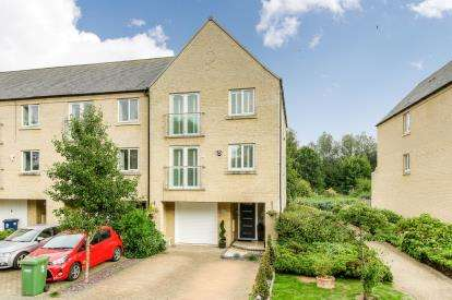 5 Bedrooms End Of Terrace House for sale in Skipper Way, Little Paxton, St. Neots, Cambridgeshire