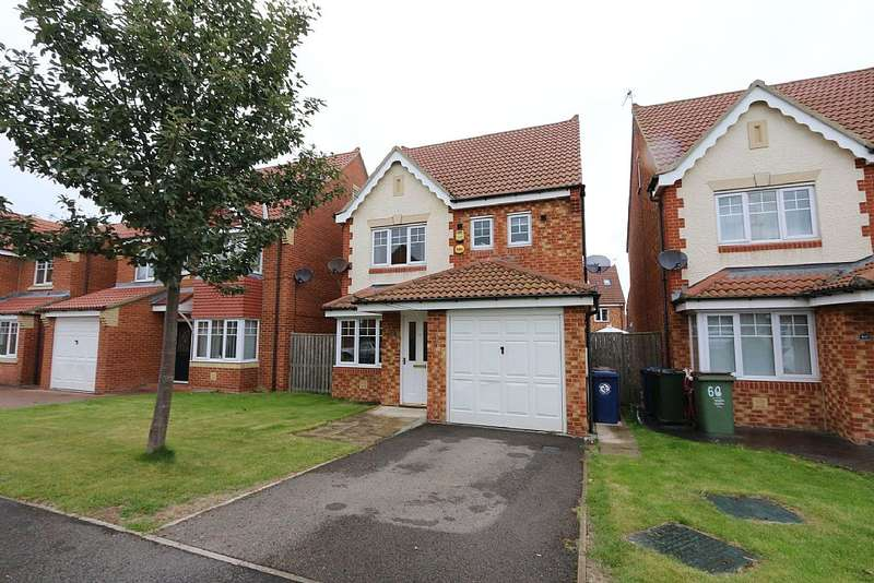 4 Bedrooms Detached House for sale in Tenby Road, Redcar, North Yorkshire, TS10 4GZ