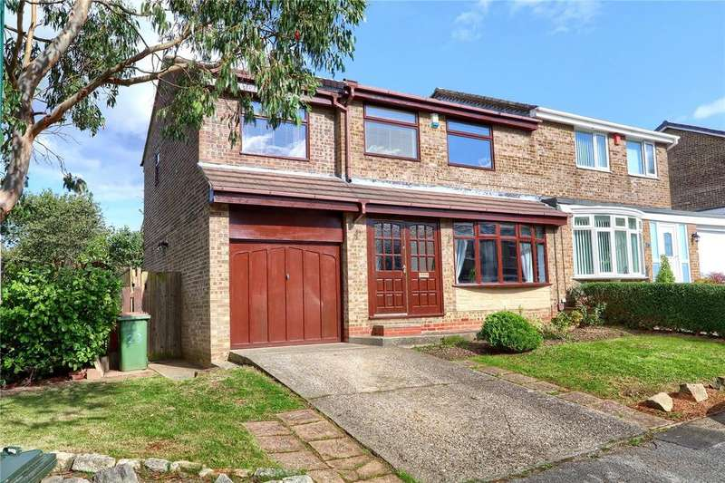 4 Bedrooms Semi Detached House for sale in High Peak, Guisborough