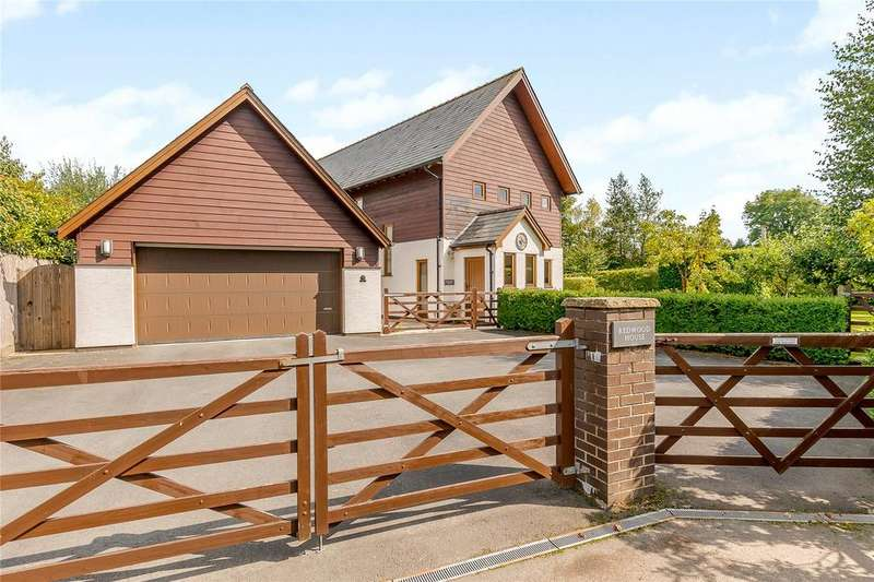 4 Bedrooms Detached House for sale in Rhosgoch, Builth Wells, Powys