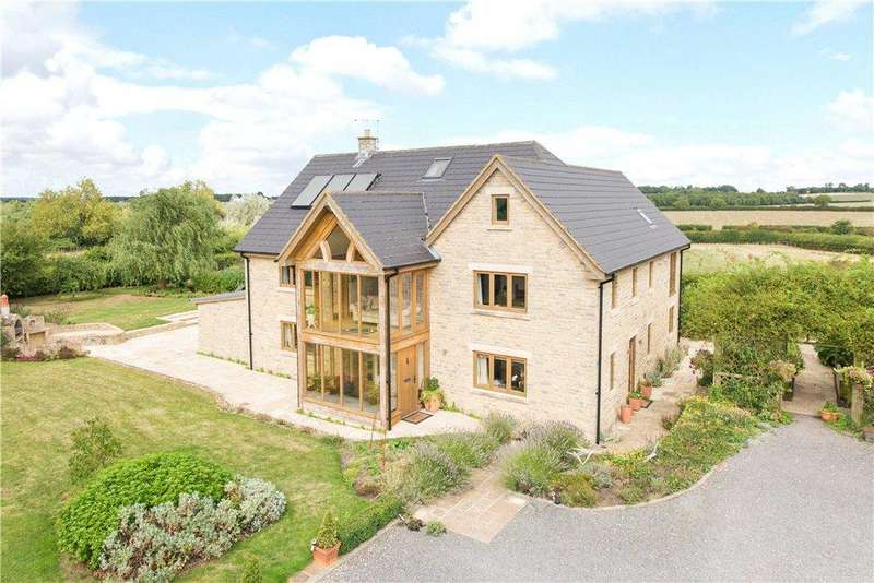 7 Bedrooms Detached House for sale in Nash Road, Thornborough, Buckinghamshire