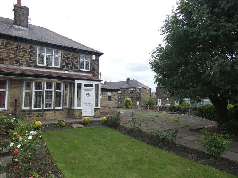 3 Bedrooms Semi Detached House for sale in Southfield Road, Bankfoot, Bradford, BD5