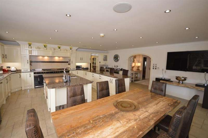 5 Bedrooms Detached House for sale in Brampton, Lincoln