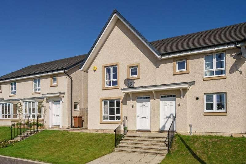 3 Bedrooms Villa House for sale in 69 Kirklands Park Street, Kirkliston, EH29 9EY