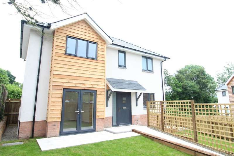 3 Bedrooms Detached House for sale in 1, Kerry Green, Bishops Castle