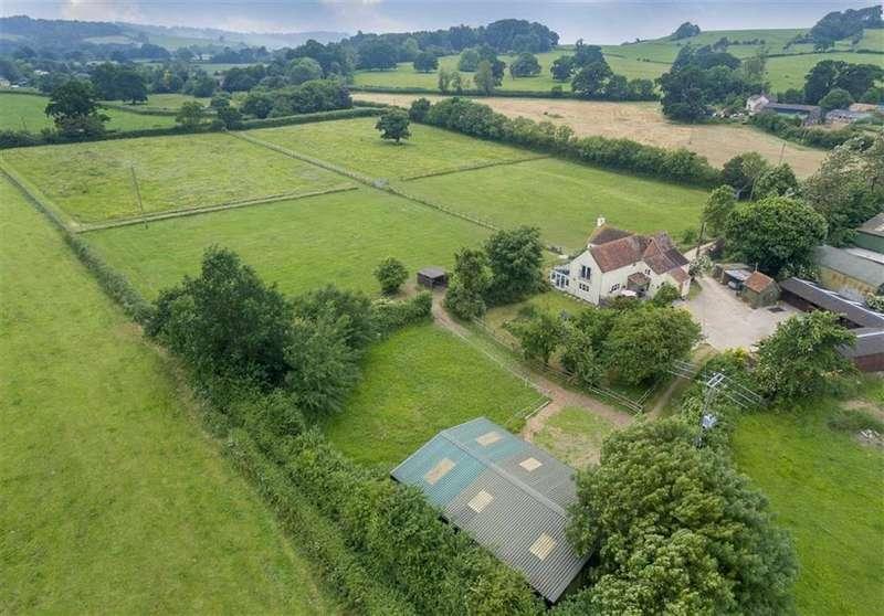 4 Bedrooms Detached House for sale in Duntish, Dorchester, Dorset, DT2