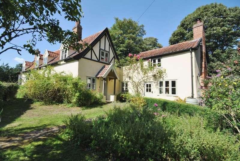 5 Bedrooms Detached House for sale in Hopton Road, Garboldisham, Norfolk