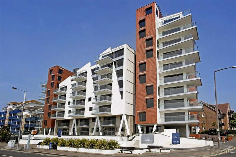 2 Bedrooms Apartment Flat for sale in E18 The Shore 22-23 The Leas, Westcliff-On-Sea