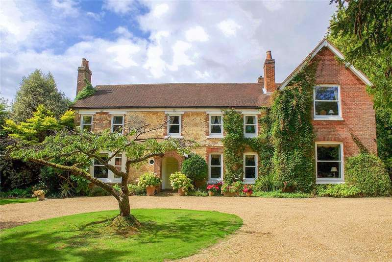 5 Bedrooms Detached House for sale in West Meon, Petersfield, Hampshire
