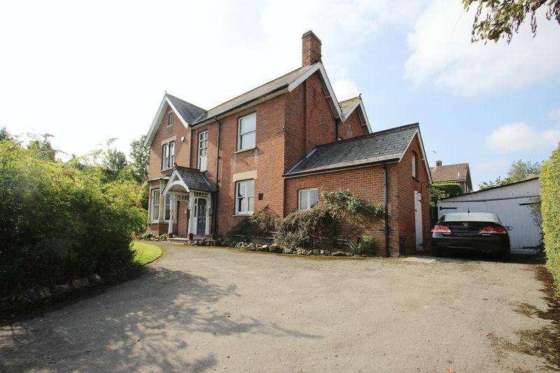 5 Bedrooms Detached House for sale in Pembury Road, Tonbridge