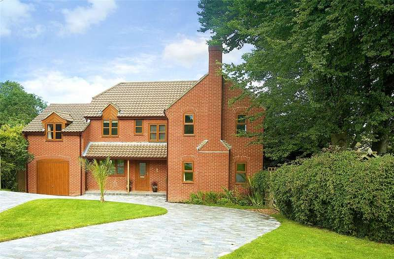 5 Bedrooms Detached House for sale in Winterbourne Whitechurch, Dorset