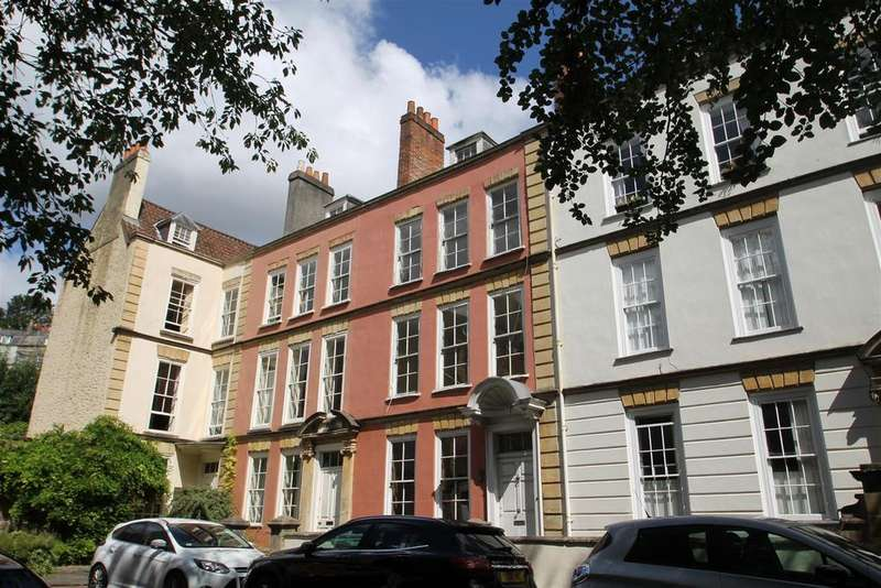 5 Bedrooms Town House for sale in Dowry Square, Hotwells, Bristol