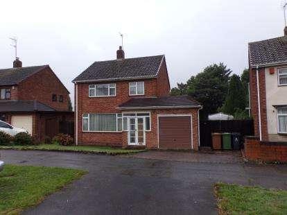 3 Bedrooms Detached House for sale in Simmonds Way, Brownhills