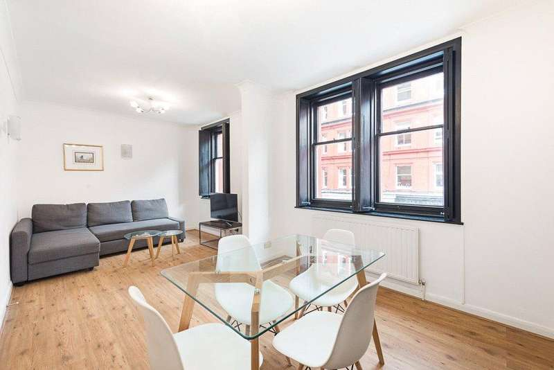 3 Bedrooms Flat for sale in Wendover Court, Chiltern Street, London, W1U