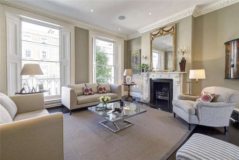 5 Bedrooms Terraced House for sale in Kildare Terrace, London, W2