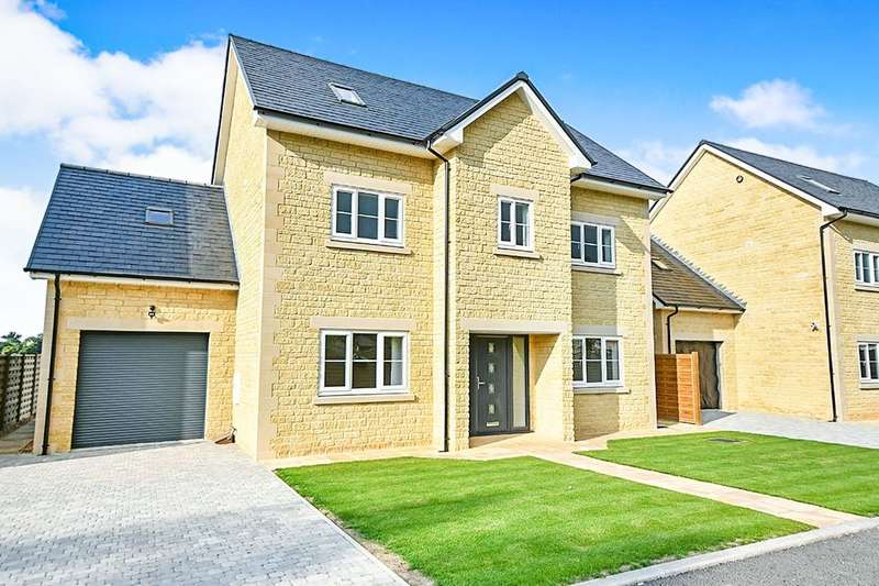 5 Bedrooms Detached House for sale in Quemerford Gardens, Calne, SN11