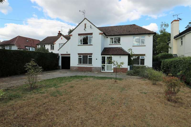5 Bedrooms Detached House for sale in Cockney Hill, Tilehurst, Reading