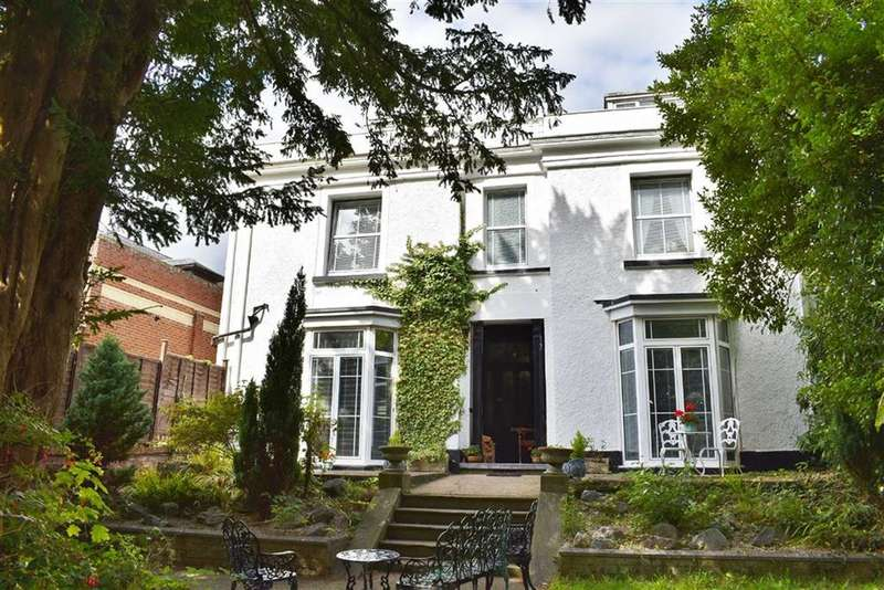 5 Bedrooms End Of Terrace House for sale in Belgrave Gardens, Walter Road, Uplands