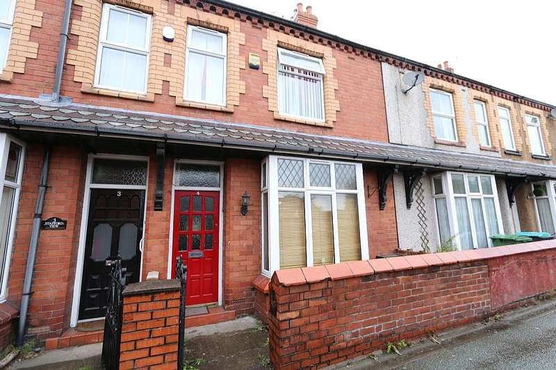 2 Bedrooms Terraced House for sale in Stafford View, New Street, Rhosllanerchrugog, Wrexham, Wrecsam, LL14 1RF