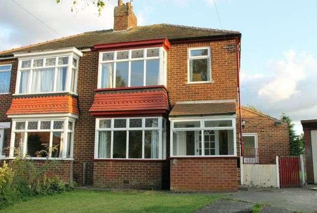 3 Bedrooms Semi Detached House for sale in Danesfort Avenue, Guisborough