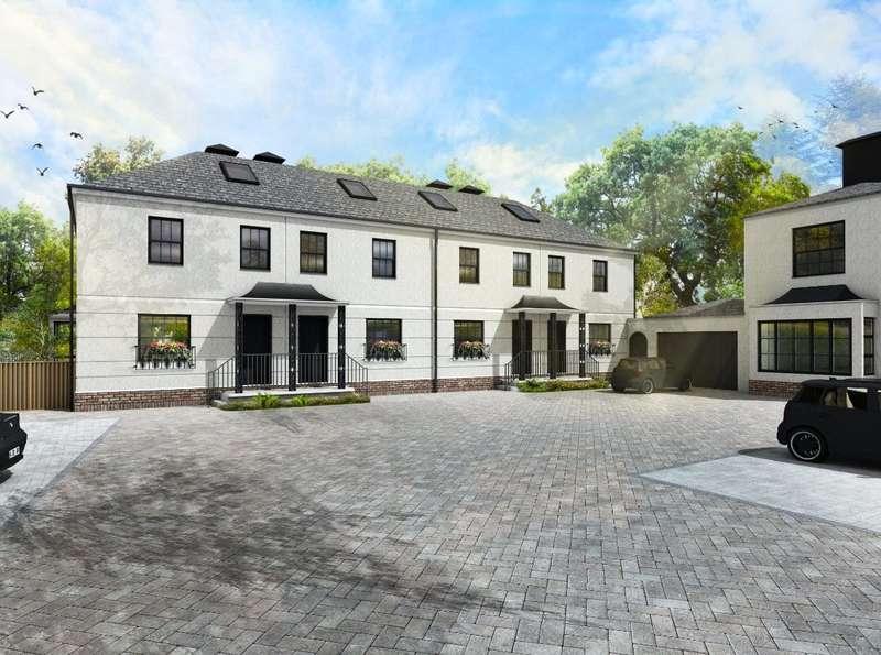 4 Bedrooms Mews House for sale in Datchet Road, Old Windsor, Berkshire, SL4