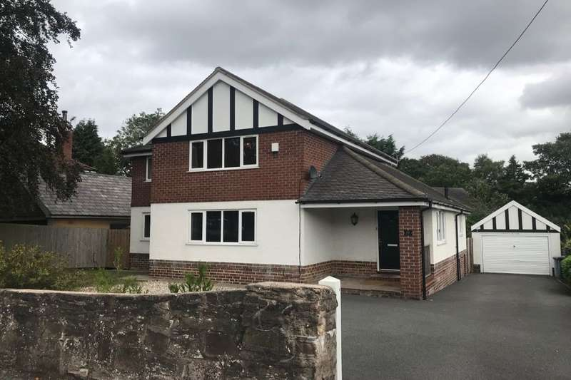 4 Bedrooms Detached House for sale in Park Drive, Wistaston, Crewe, CW2