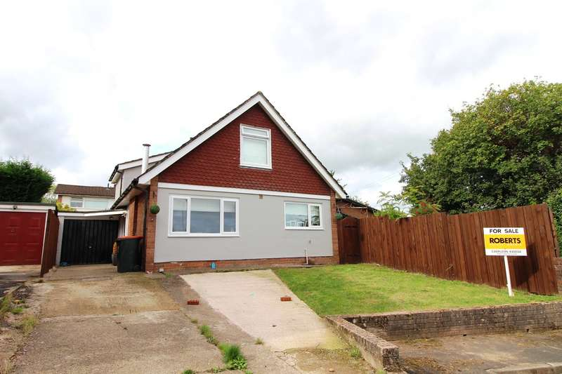 5 Bedrooms Detached Bungalow for sale in Harrow Close, Caerleon, Newport, NP18