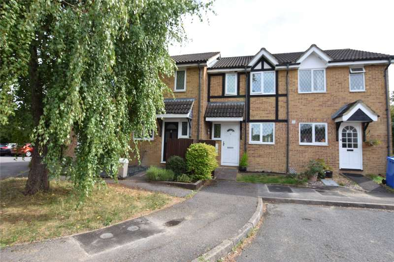 2 Bedrooms Terraced House for sale in Statham Court, Bracknell, Berkshire, RG42
