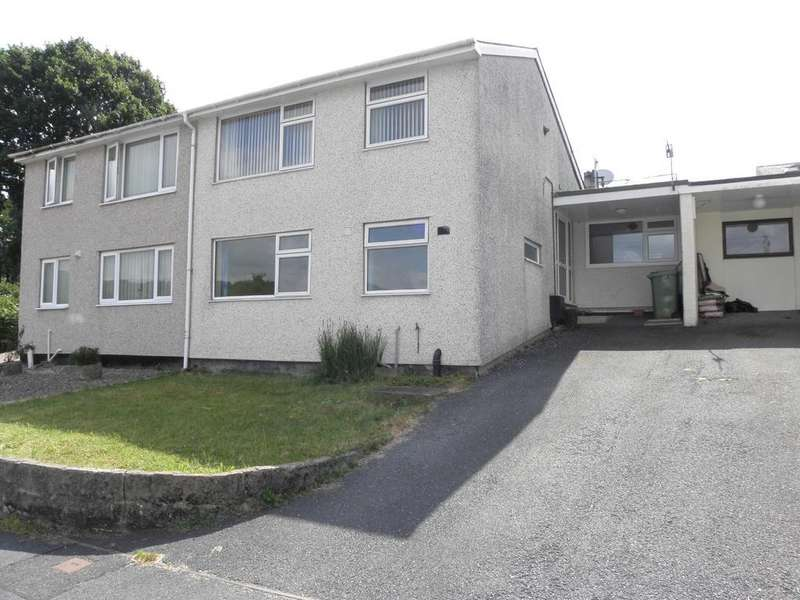 3 Bedrooms Semi Detached House for sale in 7 Maesbrith, Dolgellau, LL40 1LF