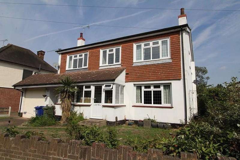 4 Bedrooms Detached House for sale in Mollands Lane, South Ockendon, Essex, RM15
