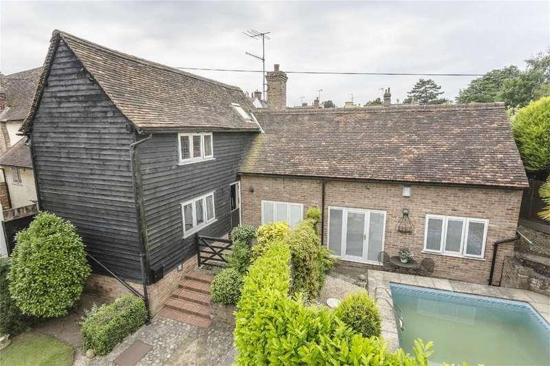 3 Bedrooms Detached House for sale in King Street, Bishop's Stortford, Hertfordshire