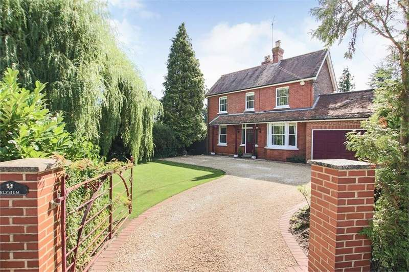 3 Bedrooms Detached House for sale in Elysium, Lingfield Common Road, Lingfield, Surrey
