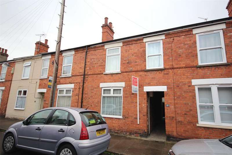 3 Bedrooms Terraced House for sale in Spital Street, Lincoln, LN1