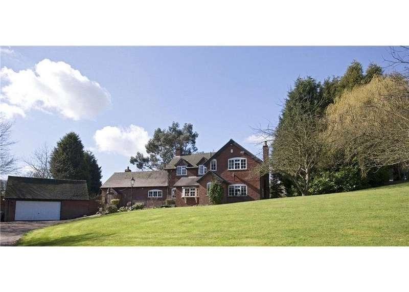 4 Bedrooms Detached House for sale in Forde Hall Lane, Tanworth-In-Arden, Solihull, Warwickshire, B94