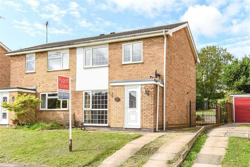 3 Bedrooms Semi Detached House for sale in Kenilworth Road, Grantham, NG31
