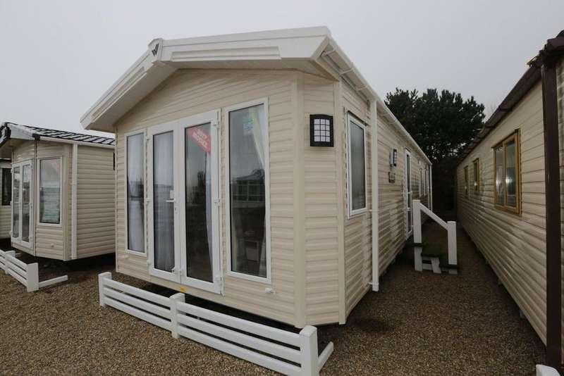 2 Bedrooms Mobile Home for sale in Luxury Caravan Barmouth Bay LL43