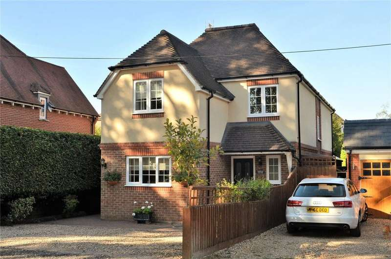 4 Bedrooms Detached House for sale in Mill Lane, Padworth, Reading, Berkshire, RG7
