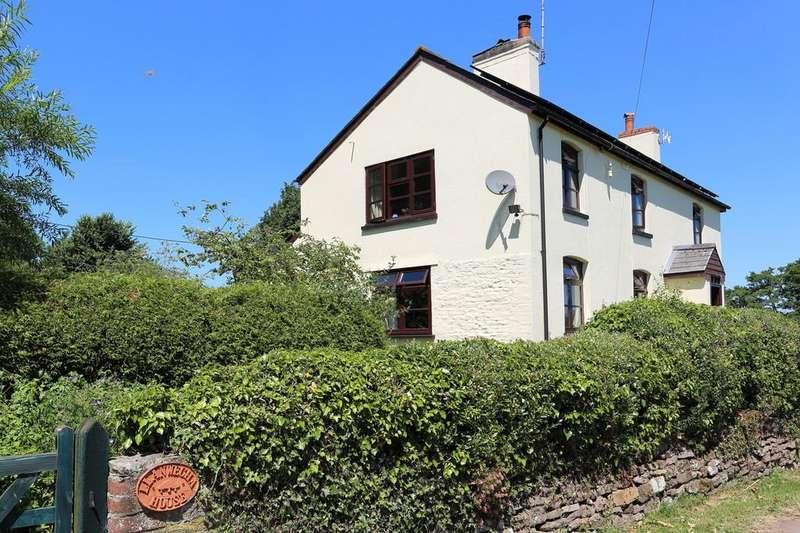 4 Bedrooms Cottage House for sale in Llandenny