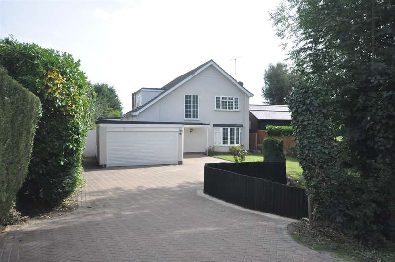 4 Bedrooms Detached House for sale in Willow Trees