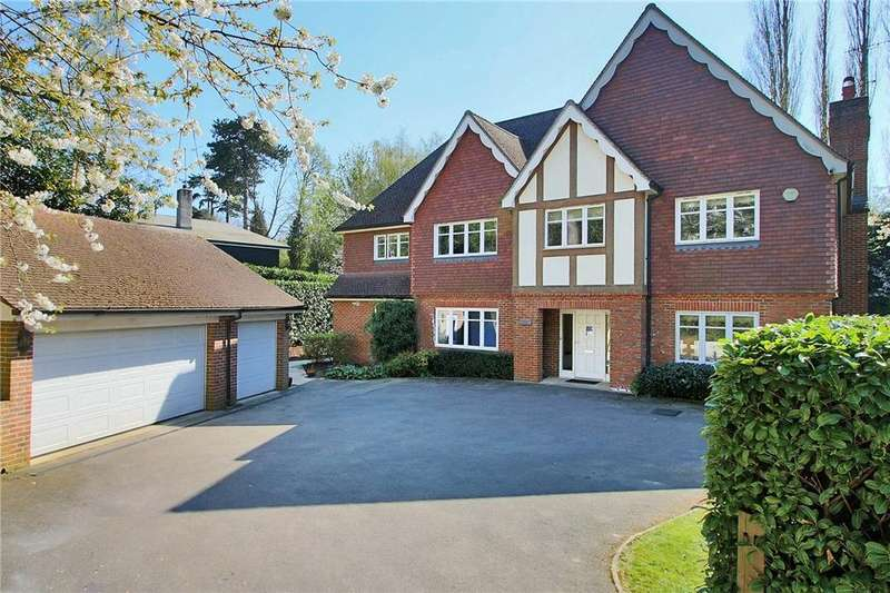 5 Bedrooms Detached House for sale in Linden Chase, Sevenoaks, Kent, TN13